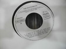 THE WATERBOYS ' A MAN IS IN LOVE ' 7'' VG++ / N.MINT SPAIN PRESS 006 1224037