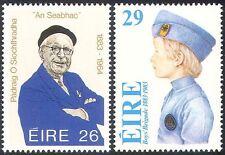 Irlanda 1983 escritor/Juventud/Niños's Brigade/libros/aniversarios 2 V Set (n21586)