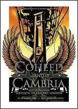 COHEED AND CAMBRIA KUNSTDRUCK VON JOE WHYTE