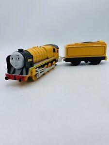 Broken Window Murdoch & Tender Tomy Thomas & Friends Trackmaster Motorized Train