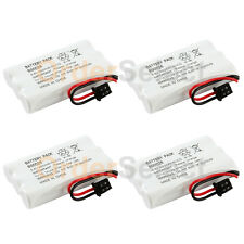 4 NEW Cordless Home Phone Rechargeable Battery for Uniden BT-446 BT446 ER-P512