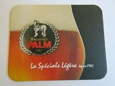Beer Brewery Coaster ~ Brouwerij PALM Speciale Legere ~*~ Steenhuffel, BELGIUM