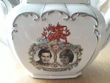 SADLER Diana & Charles Commemorative Teapot