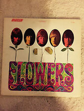 "ROLLING STONES Flowers 1967 LONDON STEREO LP PS 509 Album 1 12"" 33 RPM Rock VG+"