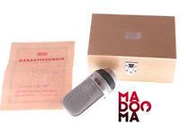 NEUMANN RFT UM70 Vintage Multipattern Microphone Capsule UM-70 +Case #3031