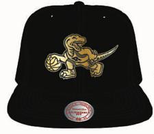 Toronto Raptors команда черная шляпа ретро черный логотип Nba кепка Mitchell Ness
