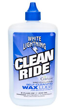 White Lightning Clean Ride Lube 8oz 235ml