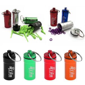 4x tragbarer    Saver Protector Soft Tip Zubehör Aufbewahrungsbox