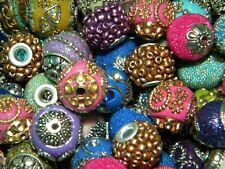 NEW 10 (matched sets) Jesse James Boho Elite loose Beads 6-15mm RANDOM PICK Lot