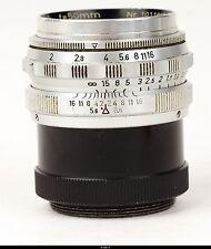 Steincheil Quinon 2/50mm  No1011665 Screw 39