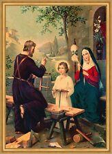 Die heilige Familie Maria Josef von Nazaret Jesus Christus St. LW Sankt A2 0110