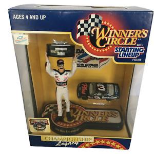 Kenner Winner's Circle Starting Lineup Figure Dale Earnhardt Car 1998 Nascar Toy