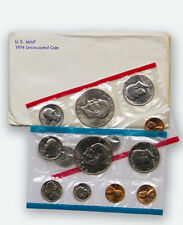 1974 United States U.S. Mint Uncirculated 13pc Coin Set SKU1381