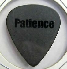 Foo Fighters Dave Grohl 2008 Echoes Tour guitar pick Patience