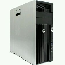 Station de travail HP z620: Double (2x) Xeon E5-2665 Octa-Core, 64 Go, 2.16 To, Quadro 5000
