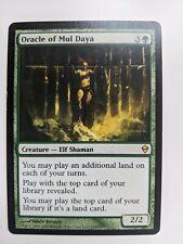 MTG Magic - Oracle of Mul Daya - Zendikar