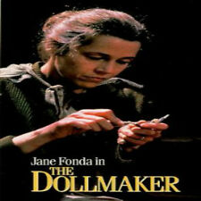 The Dollmaker, 1984 Original Movie, DVD Video, Jane Fonda, Levon Helm