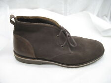 Marc New York by Andrew Marc brown mens desert chukka boots shoes sz 11M NY3042