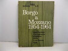 PELLIZZI Camillo, Shell. Inchiesta n. 6. Borgo a Mozzano 1954-1964. Aspetti
