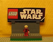 "STAR WARS  LEGO LOT  MINIFIGURE--MINI FIG ""  CHANCELLOR PALPATINE W/HOLOGRAM  """