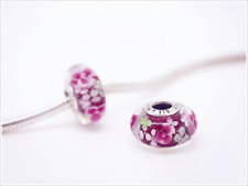 Pandora Murano Flower garden  charm 791652 (Ale s925 Genuine)