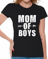 Mom of boys shirt  Mother Boy Arrow  Boy Mom tshirt Gift for mom and Mothers day