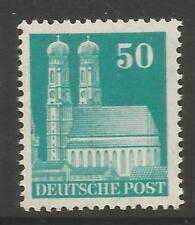 STAMPS-ALLIED OCCUPATION. 1948. 50pf Perf 14. SG: A127a. Mint Never Hinged.