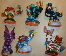 SKYLANDERS GIANTS FIGURES JET-VAC LIGHTNING ROD DOUBLE TROUBLE SHROOMBOOM CYNDER