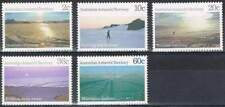 Australian Antarctic Territory postfris 1987 MNH 74-78 - Scenes III