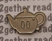 Disney Pin WDW 2018 Hidden Mickey Kitchen Essentials Mickey Mouse Teapot Chaser