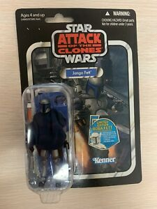 Hasbro Star Wars Vintage Collection VC34 Jango Fett Attack of the Clones