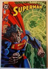 Superman -1 Januar 1996 - DC Comics