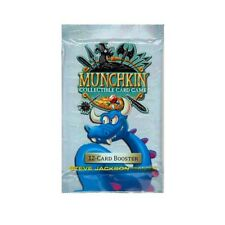 Steve Jackson Games Munchkin Collectible Card Game CCG SEALED Booster Pack