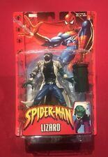 "MARVEL LEGENDS 6"" LIZARD SPIDER-MAN CLASSICS NIB TOYBIZ"