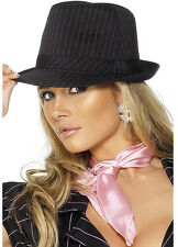 fièvre de luxe style gangster, chapeau NEUF - Carnaval Chapeau couvre-chef