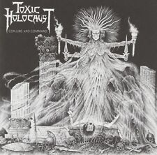 TOXIC HOLOCAUST - CONJURE AND COMMAND (LTD.DELUXE VERSION)  CD + DVD NEW+