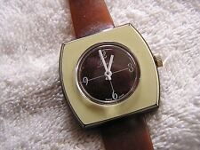 Vintage Lucerne Lucite Cocktail Watch