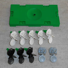 Lego 3409 Soccer Championship Challenge 10 minifigure stands & 1 Pitch Base.