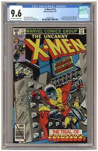X-Men 122 (CGC 9.6) 1st Mastermind as Jason Wyngarde John Byrne Marvel 1979 B592