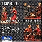 VARIOUS ARTISTS : O Roma Nobilis: Music Songs & Voices Of CD