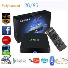 M8S 4K 2G+8G Amlogic S812 Quad Core Android 4.4 Smart OTT TV Box KD16.1 BT #7