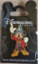 PIN Disneyland Paris MK / Mickey SORCIER / Wizard OE