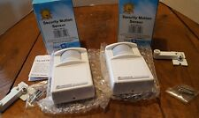 Lot of 2 X10 Powerhouse Security supervised Wireless Motion Sensor Model MS10A