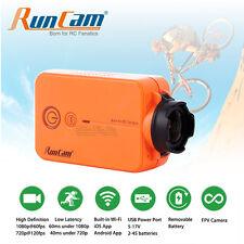 RunCam 2 HD 1080P Wide Angle Mini FPV Video Wifi Sports Action Camera w/Battery