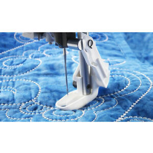 Husqvarna Viking Sensor Q Foot for Machine Embroidery Quilting Patchwork Sewing