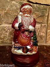 Old World Christmas - 2006 Santa with Sled Light [529753] - NEW