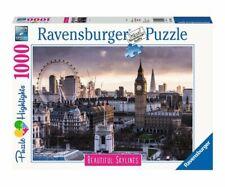 1000 Pezzi Puzzle Londra Ravensburger 14085 Landschaftspuzzle Da 14 Anni