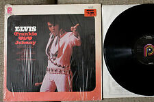 Elvis Presley Frankie & Johnny LP NM-/NM Shrink ACL-7007