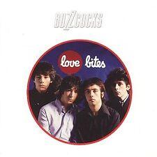 BUZZCOCKS Love Bites CD bonus tracks