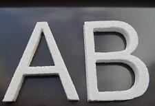 Schablone Buchstabe Deko Styroporbuchstaben Styroporzahlen Styropor 3D